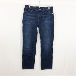7 For All Mankind Slimmy Skinny Jeans, Size 31